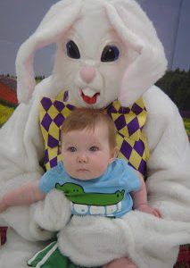 Citrus and the Easter Bunny