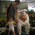 The Easter Bunny!!