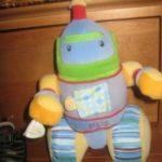 Nursery Ideas: Robots!
