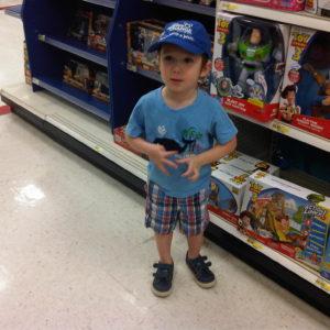 A Disney focused Target Family Adventure