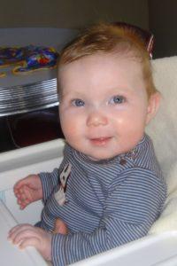 Quinn - 4 months