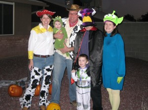 Toy Story Halloween
