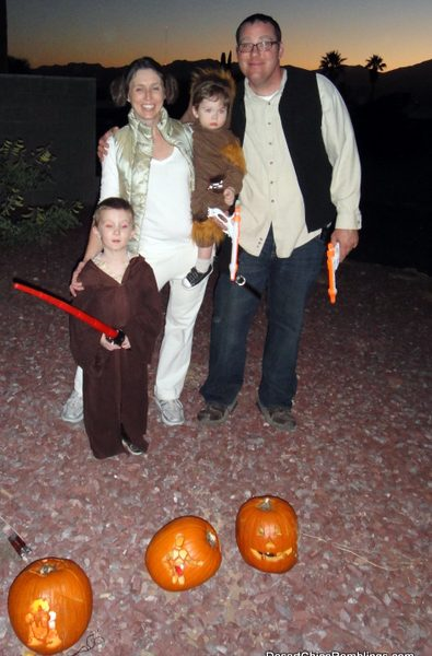 Happy Star Wars Halloween 2011