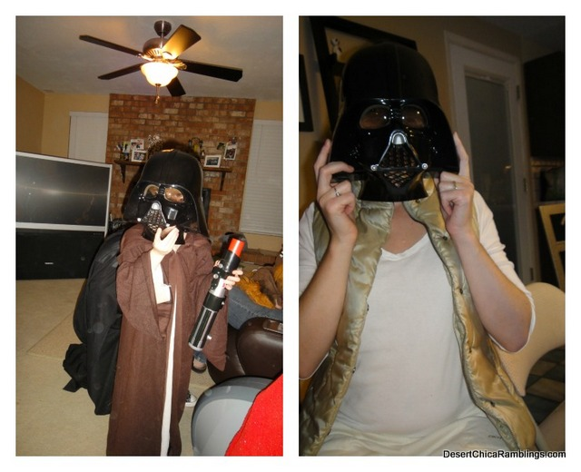 Star Wars Family Costume Theme
