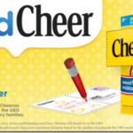 Cheerios #SendCheer Campaign Supports Our Military! #cbias