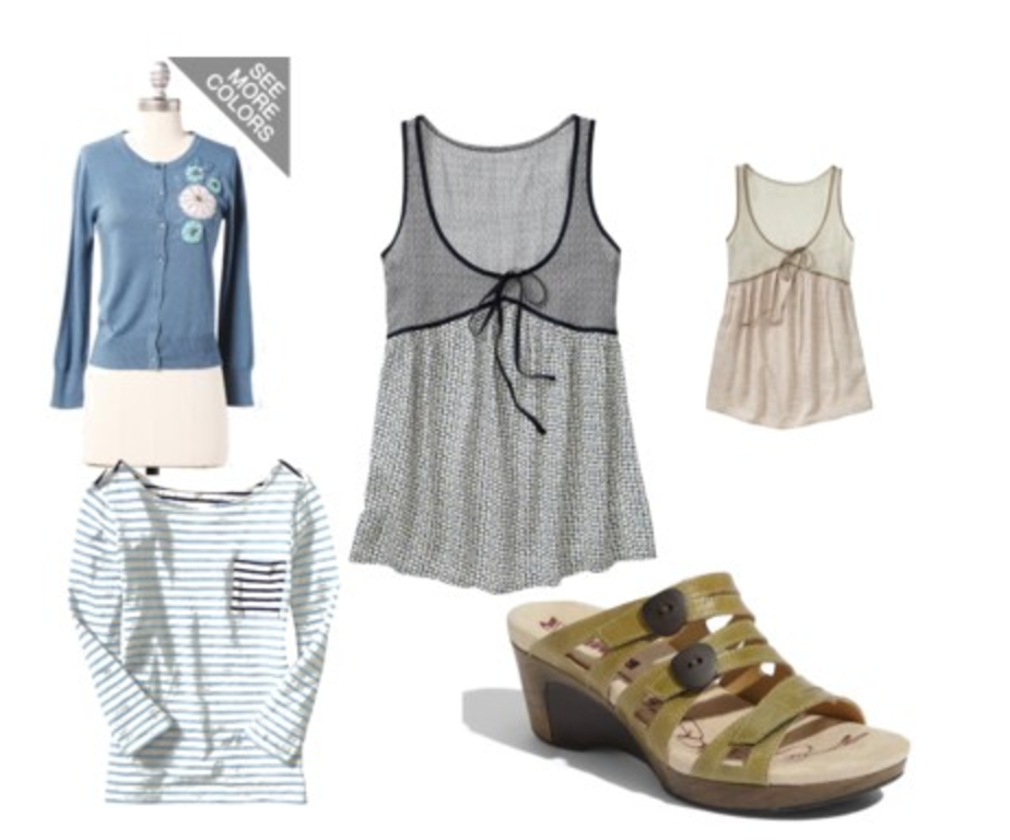 Blissdom style from DownEast Basics