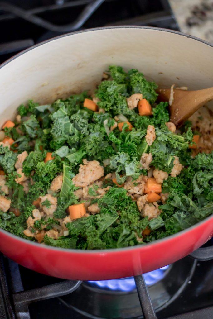 Yummy Kale Recipe Idea White Bean and Kale Soup Recipe