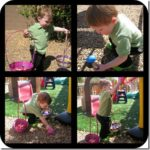 Our Easter Egg Hunt Tradition!