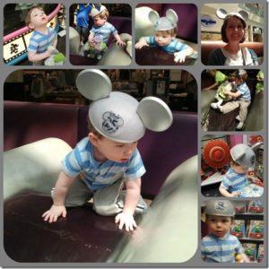 Thrifty Treasure: Disney Store Mickey Ears!