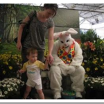 Tucson Easter Bunny Fun 2012