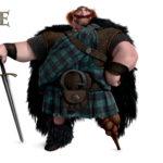 Disney Pixar's Brave: Fergus Shares a Legend!