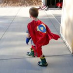 My Little Super Hero!