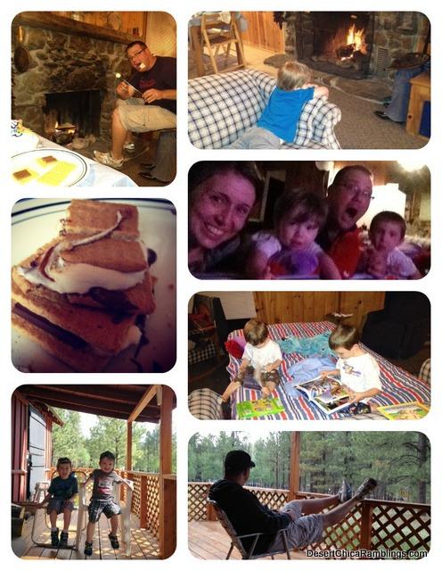 Reed Family Cabin Molly Butler Greer AZ