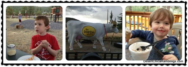 The Greer Cafe Greer, AZ