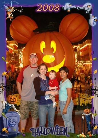 DisneylandHalloween2008