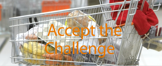 Community Food Bank SNAP Challenge