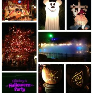 Mickeys Halloween Party Decorations Disneyland