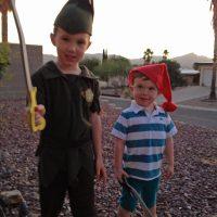 Mr. Smee Costume