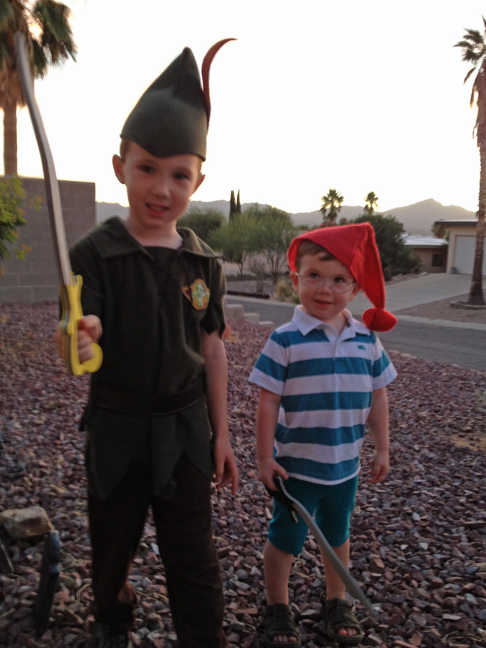 Peter Pan Halloween Costume