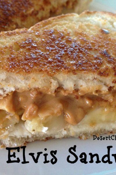 Hot Elvis Sandwich