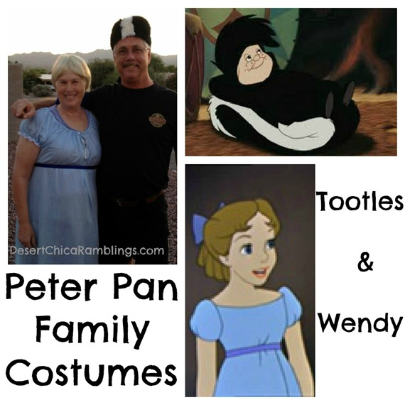 Wendy and Tootles A Lost Boy