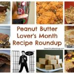Peanut Butter Lover's Month Recipe Roundup