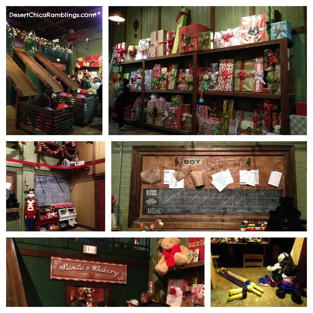 North Pole Experience Flagstaff Santas Workshop Review