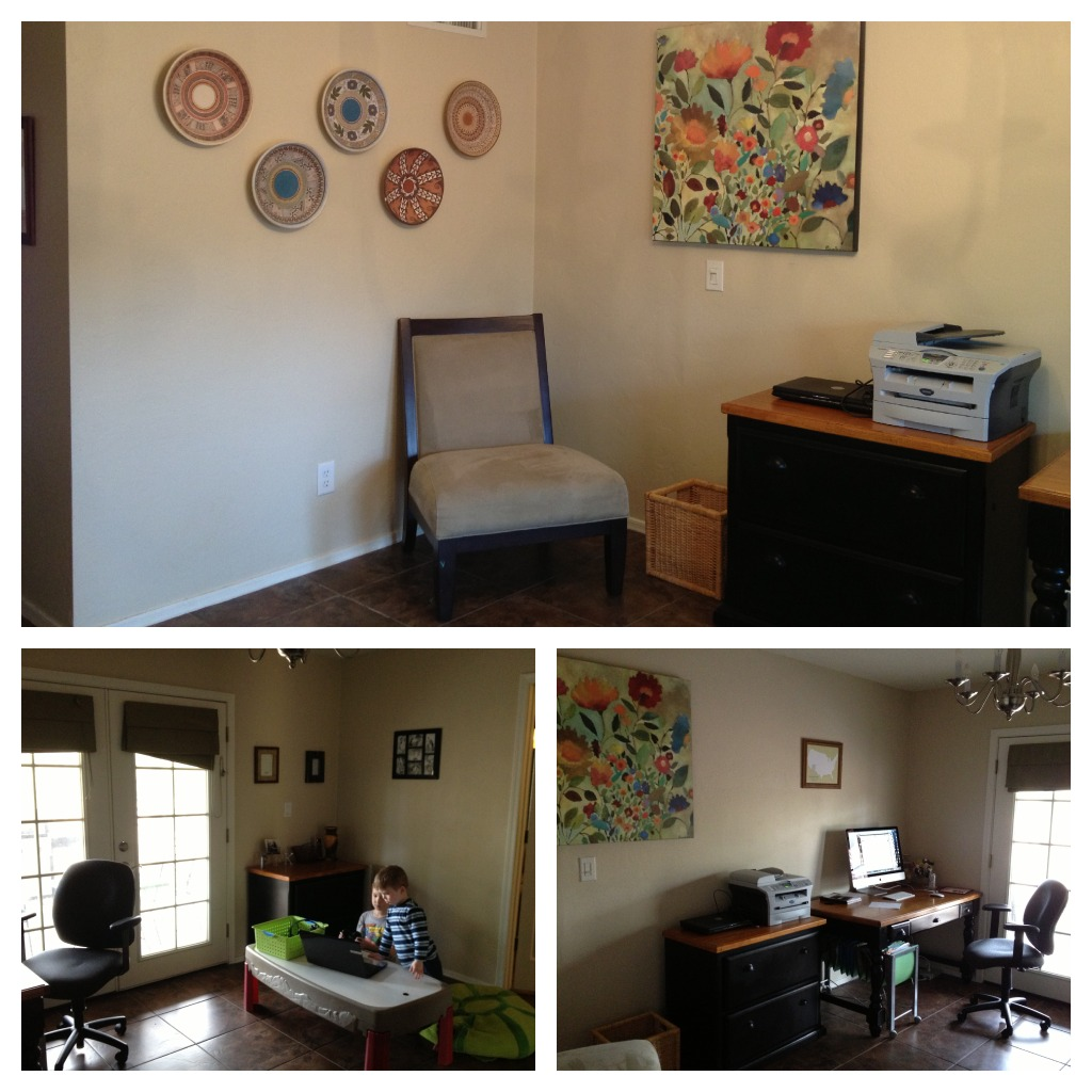 Creating a Mom Cave #MomCave