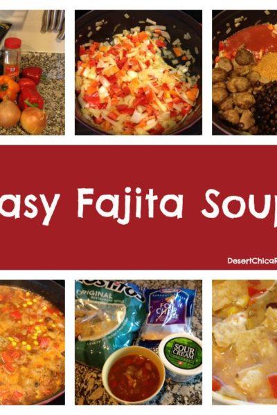 Quick Soup Recipe Idea