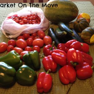Market on the move produce