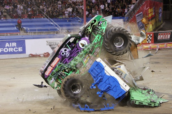 Monster Jam Ticket Information. The thrills and entertainment offered up at Monster Jam events are simply unmatched, as fans in attendance are treated to riveting, high-energy action during each and every monster truck show.