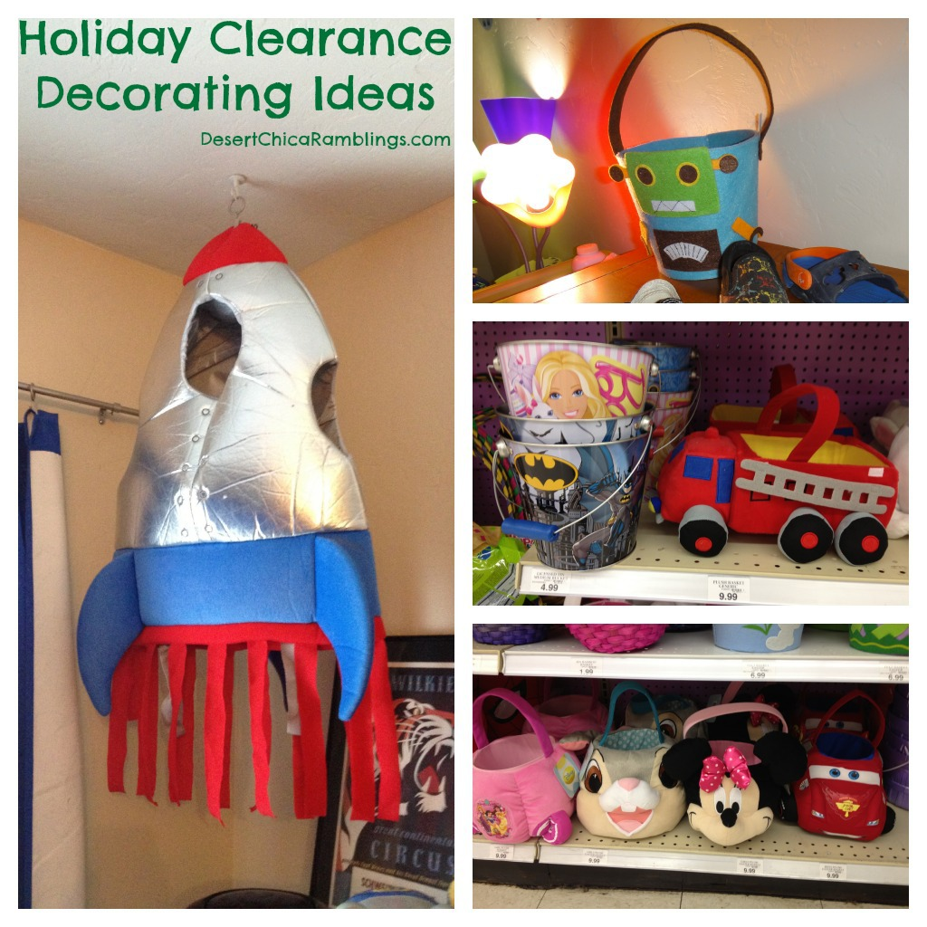 Holiday Clearance Ideas