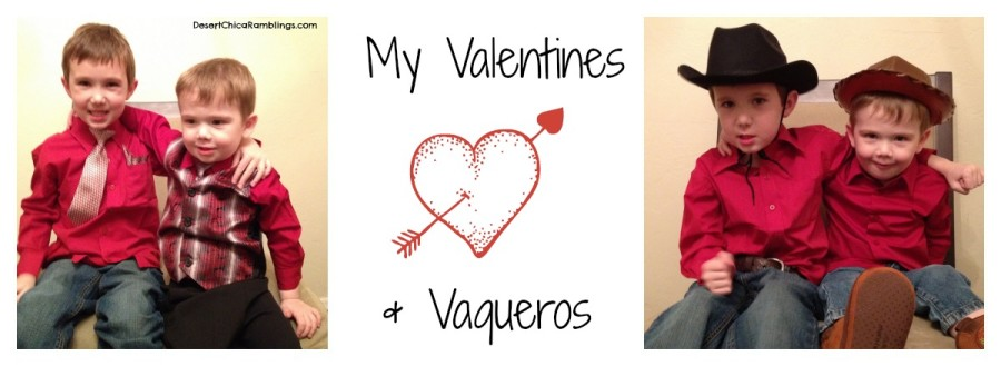 My Valentines and Vaqueros