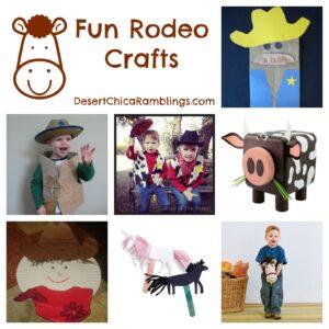 Rodeo Craft Ideas Kids