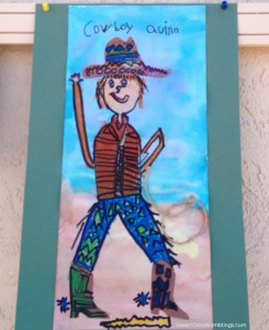 Tucson Rodeo Days Cowboy
