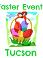 Easter Events Tucson Button
