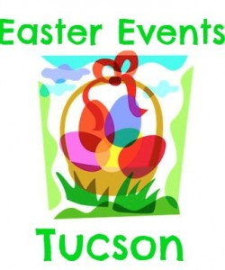 Tucson Easter Egg Hunts and Easter Bunny Sightings