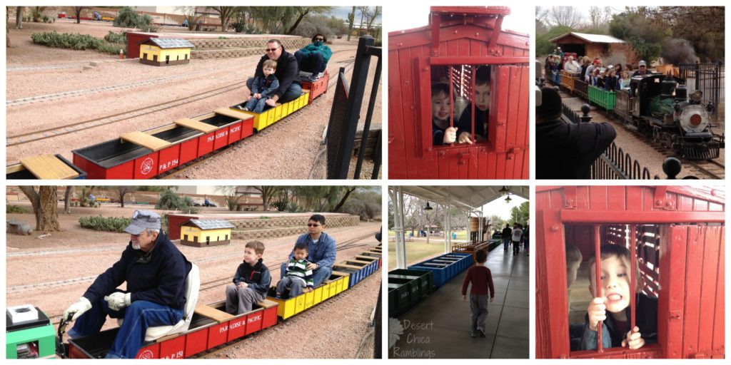 McCormick Stillman Train Rides