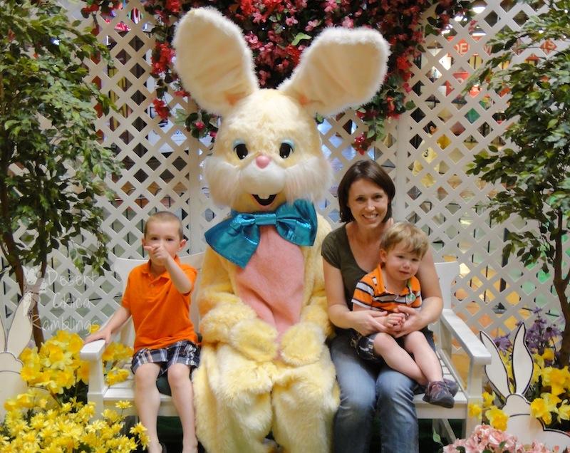 Sad Easter Bunny 2012