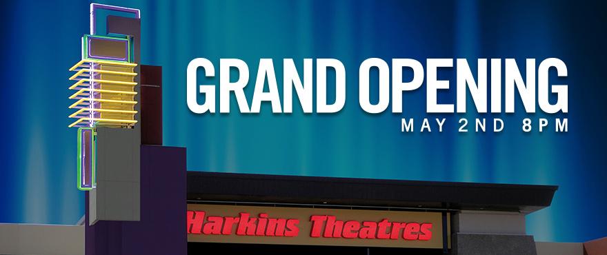 Harkins Arizona Pavilions 12 Grand Opening