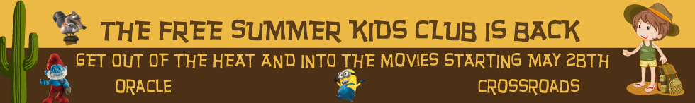 Grand Cinemas Summer Movies