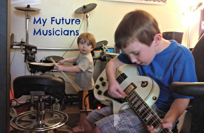 My Future Musicians