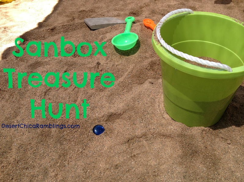 Sandbox Treasure Hunt 3