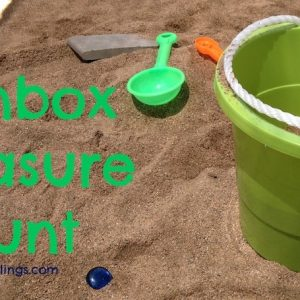 Create a Sandbox Treasure Hunt