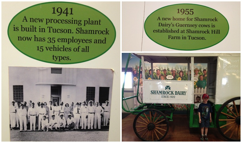 Shamrock Farms Tucson