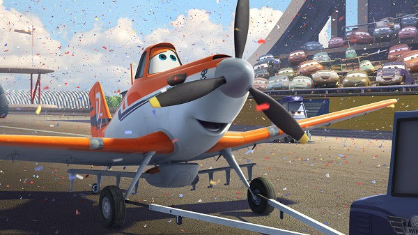 Monsters University Planes