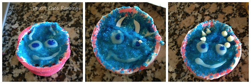 Sulley Cupcake Disasters