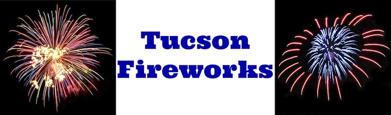 Tucson Fireworks 2013