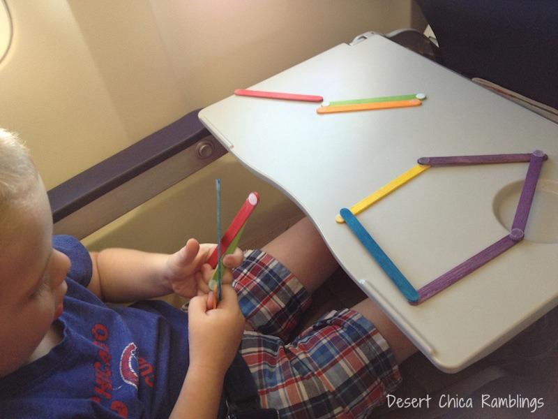 Airplane Kids Activity