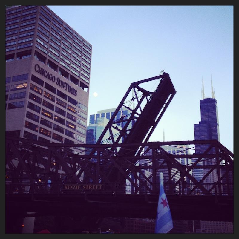 chicago architecture boat tour via instagram | desert chica